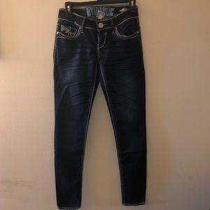 Hydraulic jeans.